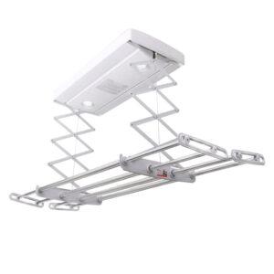 بندرخت برقی سقفی | خشک کن | ضدعفونی کننده نسیم پرداز | Balcony Dream Drying Clothes Rack